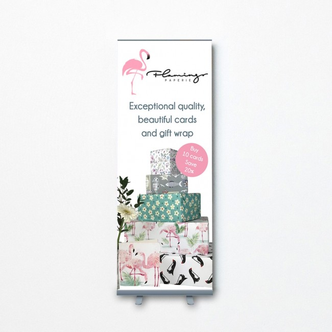 Pull Up Banner - Exceptional Quality
