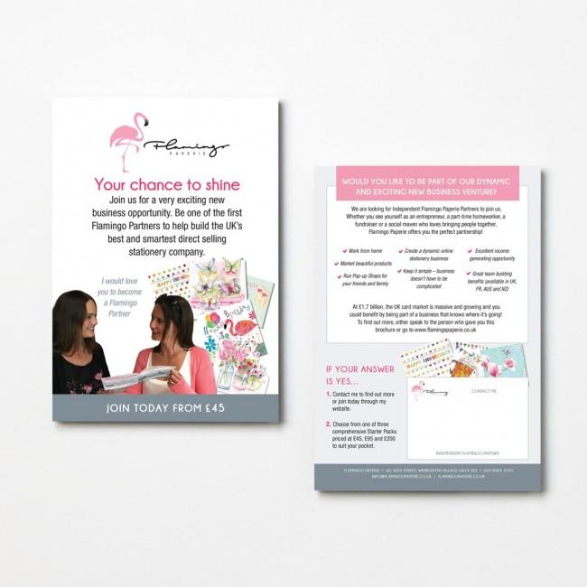 Joining / Sponsoring Leaflet